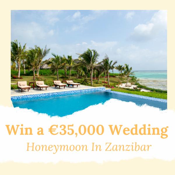 Win A Wedding-Honeymoon-In-Zanzibar
