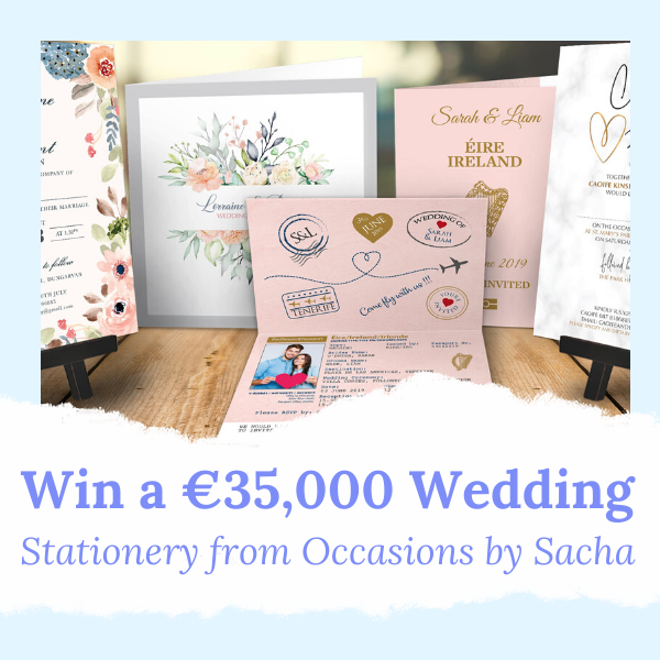 Win A Wedding-Stationery-from-Occasions-by-Sacha