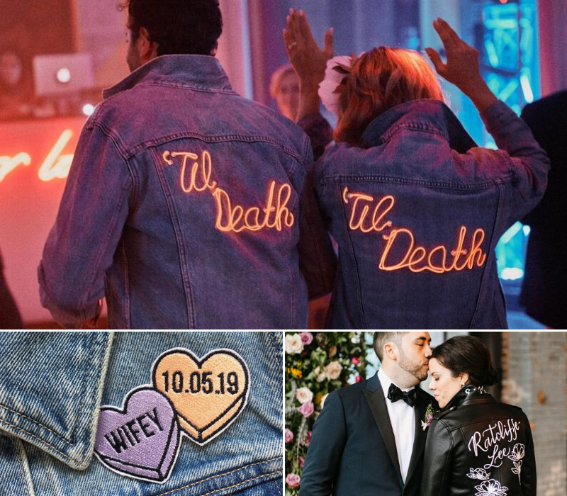 Matching-Just-Married-Jacket-Trend