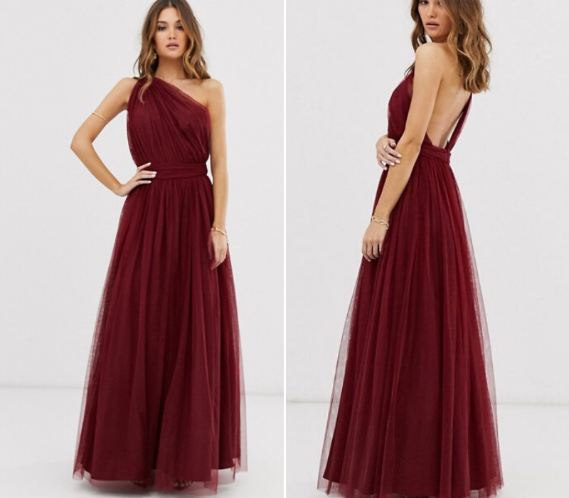Red-Wedding-Dresses-ASOS-Oxblood
