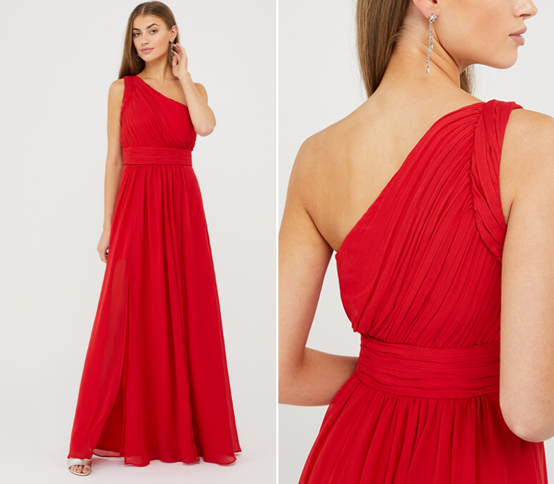 Red-Wedding-Dresses-Grecian-Monsoon