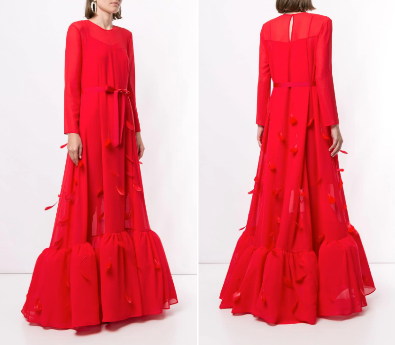 Red-Wedding-Dresses-Mochino