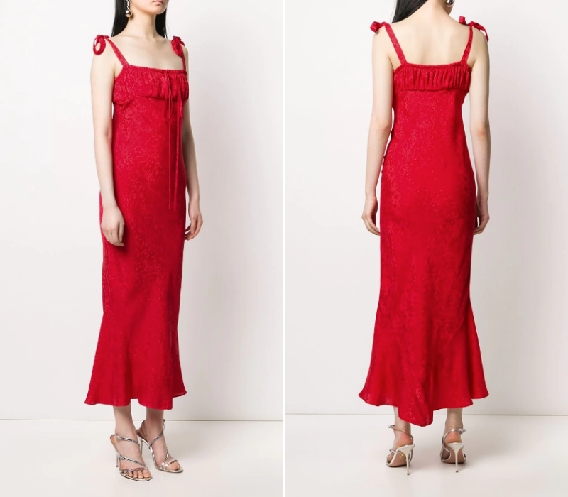 Red-Wedding-Dresses-Wandering