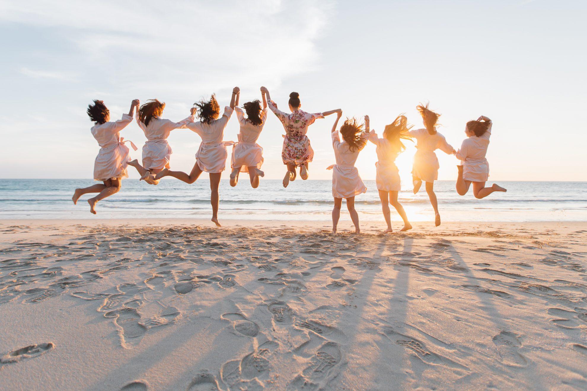 Bridesmaids-beach