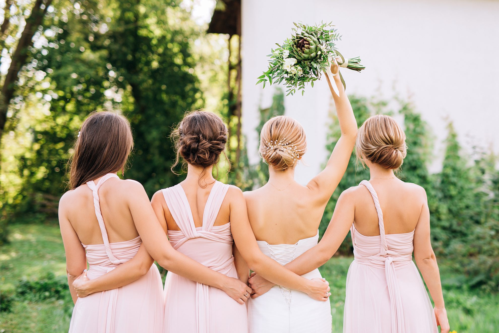 Bridesmaid-dresses-back