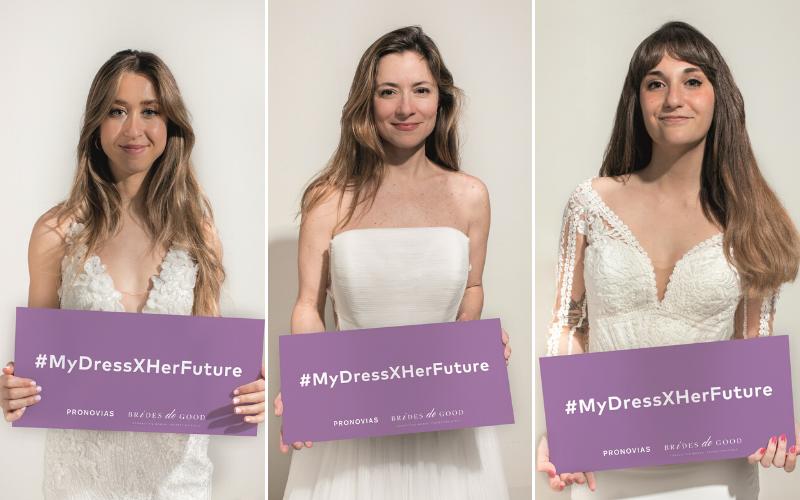 #MyDressxHerFuture-Pronovicas-Charity-Movement