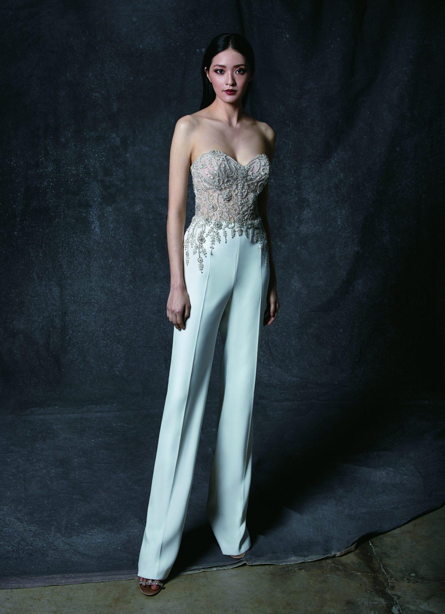 Ezoani wedding dress
