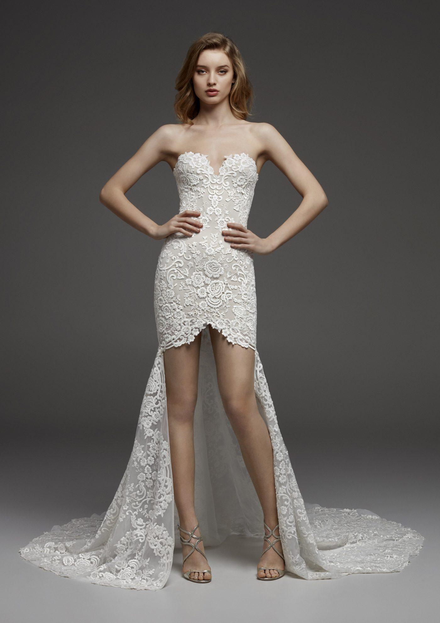 Pronavias wedding dress