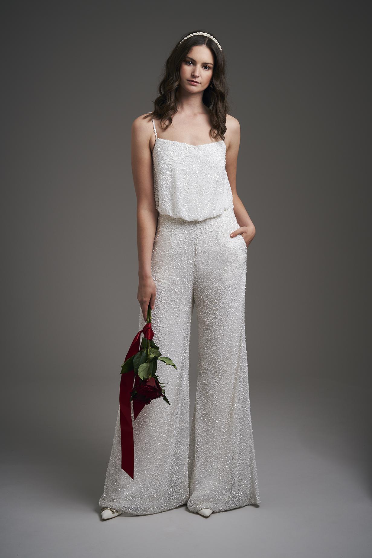 Eliza Jane Howell wedding dress
