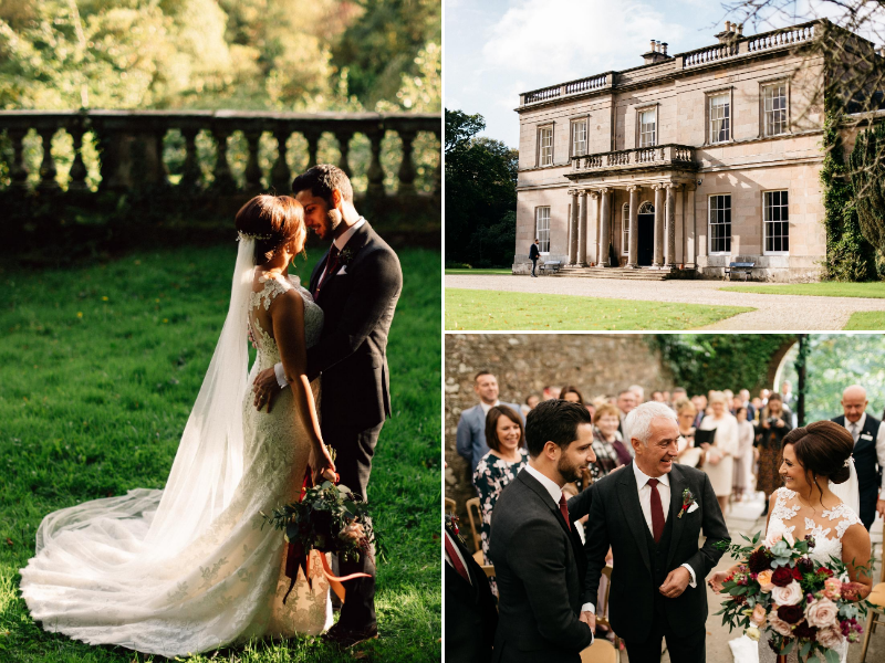 Drenagh-House-Real-Life-Wedding